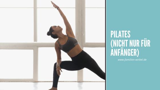 Pilates Übungen