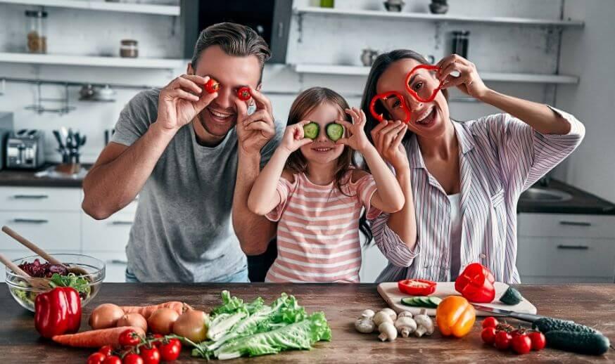 Ernährung umstellen, einfach gemacht!